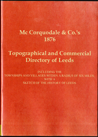 McCorquodale & Co.'s Topographical Directory of Leeds, 1876 | eBooks | Reference