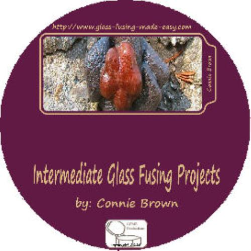 First Additional product image for - Intermediate Fusing Projects Downloadable Movie