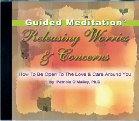 Releasing Worries & Concerns - The Power Within™ Guided Meditation | Audio Books | Health and Well Being