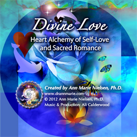 Divine Love: Heart Alchemy of Self-Love and Sacred Romance | Music | Ambient