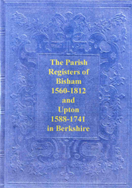 the parish registers of bisham.