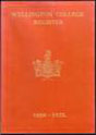 the wellington college register, 1859-1923.