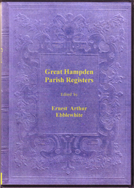 Registers of the Parish of Great Hampden In Buckinghamshire | eBooks | Reference