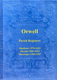 The Parish Registers of Orwell in Cambridgeshire | eBooks | Reference