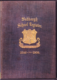 Sedbergh School Register | eBooks | Reference
