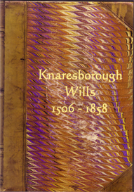 Knaresborough Wills, Yorkshire. Volumes I & II. | eBooks | Reference