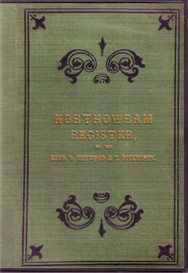 The Northowram Register The Nonconformist Register of Baptisms, Marriages & Deaths 1644 - 1752. | eBooks | Reference