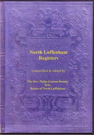 the parish registers of north luffenham, rutland.