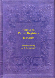 The Parish Registers of Hemyock, in Devon. | eBooks | Reference