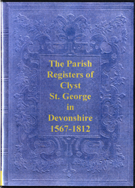 The parish Registers of Clyst St. George | eBooks | Reference