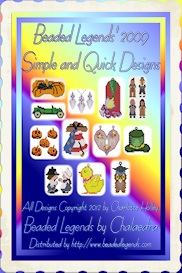 Beaded Legends' 2009 Simple and Quick Patterns | eBooks | Arts and Crafts