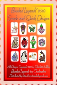 Beaded Legends' 2010 Simple and Quick Patterns | eBooks | Arts and Crafts