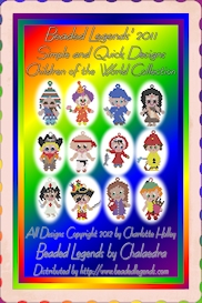 Beaded Legends' 2011 Simple and Quick Patterns (Children of the World) | eBooks | Arts and Crafts