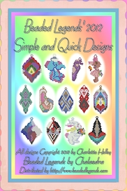 Beaded Legends' 2012 Simple and Quick Patterns | eBooks | Arts and Crafts