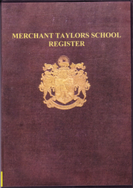 Merchant Taylors' School Register 1871-1900 | eBooks | Reference