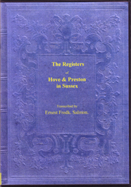 The Parish Registers of Hove and of Preston in Sussex | eBooks | Reference