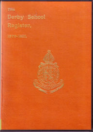 the derby school register 1570-1901