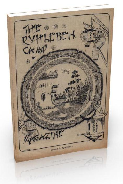 First Additional product image for - THE RUHLEBEN CAMP MAGAZINE. Number 6, June, 1917