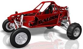 megalodon sand rail plans pkg
