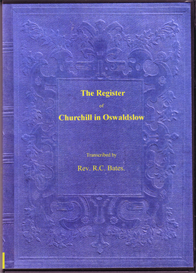 The Parish Registers of Churchill in Oswaldslow | eBooks | Reference