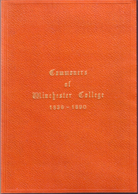 Commoners of Winchester College 1836-1890. | eBooks | Reference