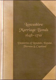 Lancashire Marriage Bonds 1648 - 1710 | eBooks | Reference