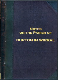 notes on the parish of burton in wirral.
