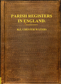 Parish Registers in England | eBooks | Reference