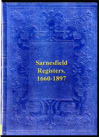 parish registers of sarnesfield