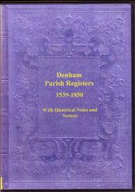 Registers of the Parish of Denham | eBooks | Reference