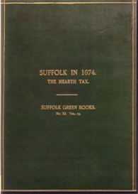 Suffolk in 1674 - The Hearth Tax Returns | eBooks | Reference