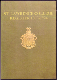 Register of St Lawrence College, Ramsgate 1879 - 1924. | eBooks | Reference