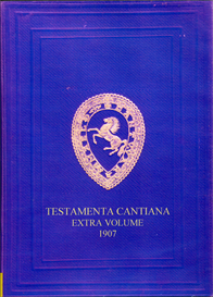 Testamenta Cantiana | eBooks | Reference