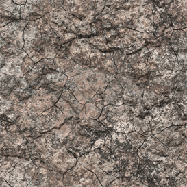 Cracked Rock Texture Set R2048 | Photos and Images | Textures