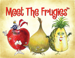 Meet The Frugies E-Book