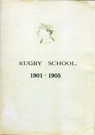 Rugby School Yearbooks 1901 - 1905 | eBooks | Reference