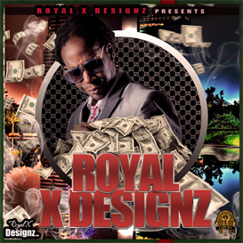 Royal X Design Mixtape Cover Template 2012 | Photos and Images | Digital Art