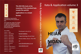 heian nidan kata & application volume 3