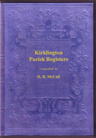 The Parish Registers of Kirklington in the North Riding of Yorkshire | eBooks | Reference