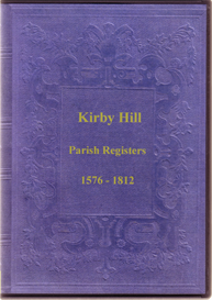 The Parish Registers of Kirby Hill, in the North Riding of Yorkshire. | eBooks | Reference