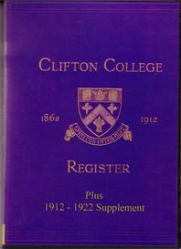 Clifton College Annals and Register | eBooks | Reference
