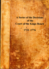 A Series of the Decisions of the Court of the King's Bench | eBooks | Reference