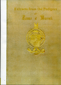 Extracts from the Pedigrees of James of Barrock. | eBooks | Reference