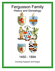 Fergusson Family History and Genealogy | eBooks | History