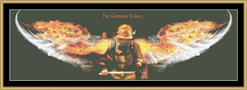 No Greater Love Iii - Cross Stitch Pattern | Crafting | Cross-Stitch | Other