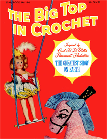 Big Top in Crochet - Adobe .pdf Format | eBooks | Arts and Crafts