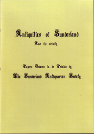 Antiquities of Sunderland And its Vicinity. Vol. III., 1902. | eBooks | Reference