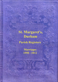 The Parish Registers of St. Margaret's, Durham. | eBooks | Reference