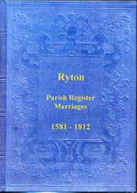 The Parish Registers of Ryton, in the County of Durham. | eBooks | Reference