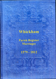 The Parish Registers of Whickham, in the County of Durham. | eBooks | Reference
